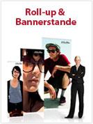 Alt i Roll-up, Bannerstande, X-fod mm. i Storkøbenhavn